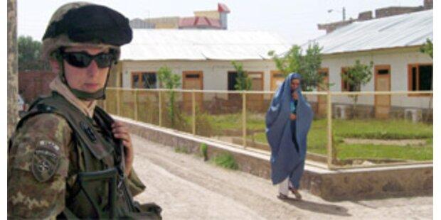 Deutschland rüstet für Afghanistan weiter auf