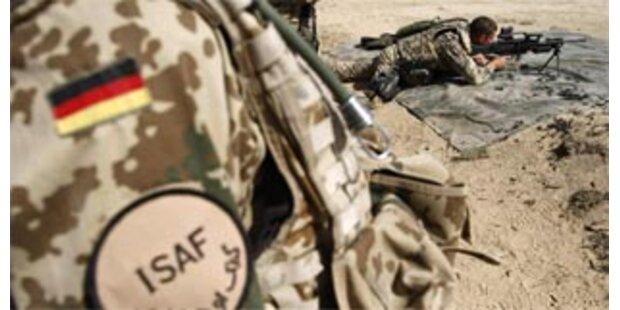 Anschlag auf deutsche Soldaten in Afghanistan