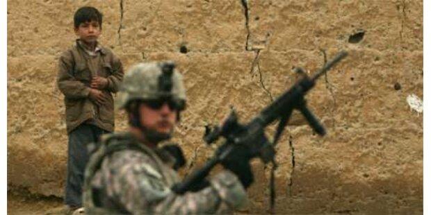 US-Soldaten töteten Zivilisten