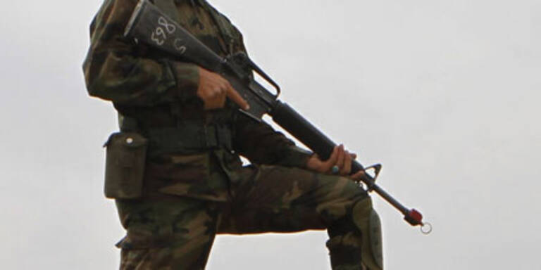 NATO-Soldaten töten drei Zivilisten