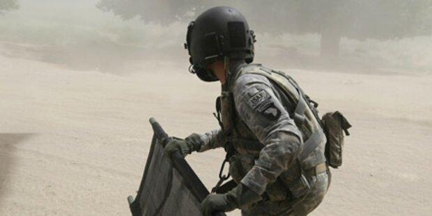 Taliban greifen NATO-Flughafen an