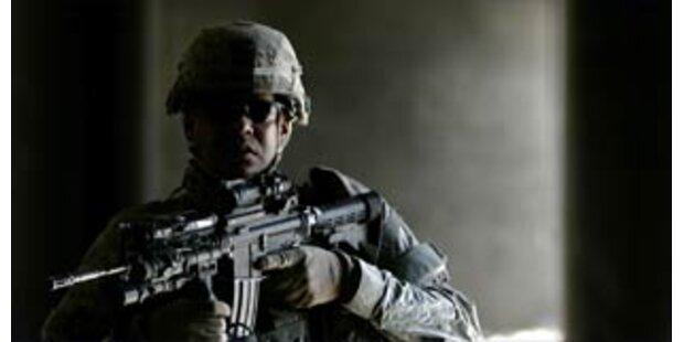 US-Armee legte Köder für Terroristen im Irak aus