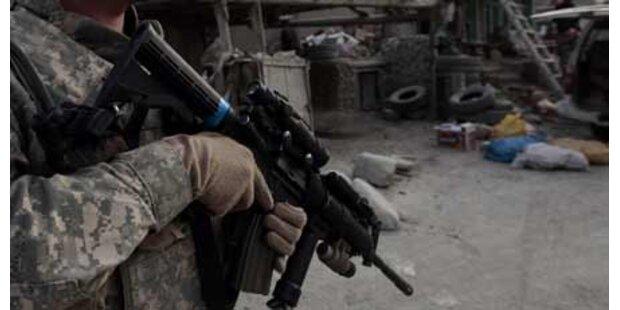 Soldat schießt auf ISAF-Truppe