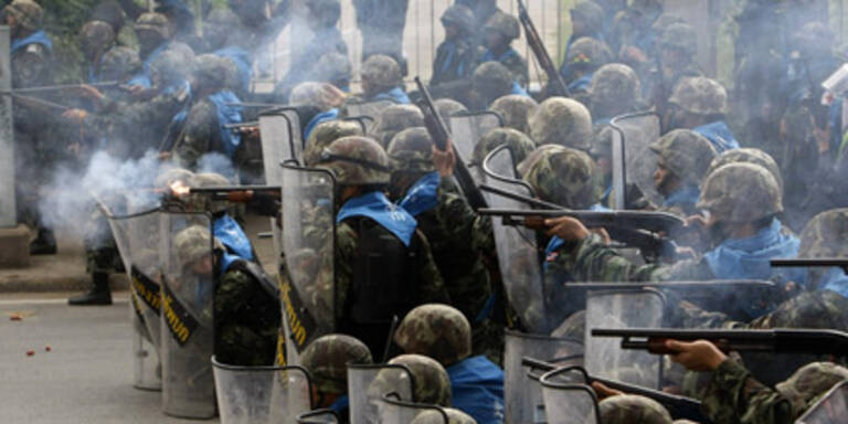 Kopfschuss: Soldat erlag Verletzungen