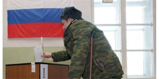 400 Selbstmorde in russischer Armee