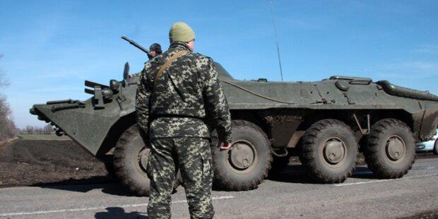 Russland zieht Truppen nahe der Ukraine ab