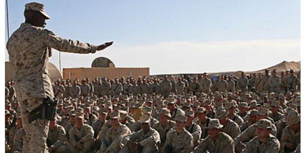 Auch die NATO rüstet in Afghanistan auf