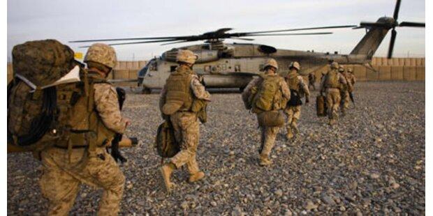 US-Militär tötet 16 Taliban