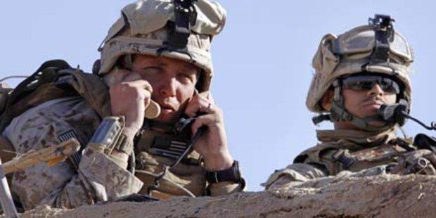Soldaten finden geknebelte Frauenleichen