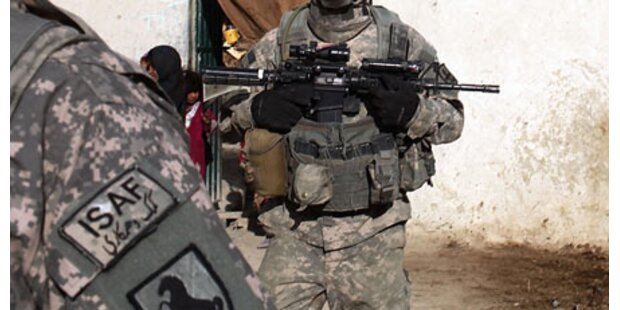 Afghanistan: Zwei NATO-Soldaten getötet
