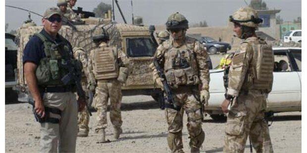 US-Truppen töteten zwölf Taliban