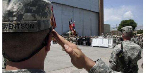 Gouverneur droht Senatoren mit Militär