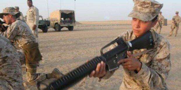 Soldatin wollte Ex-Freund töten lassen