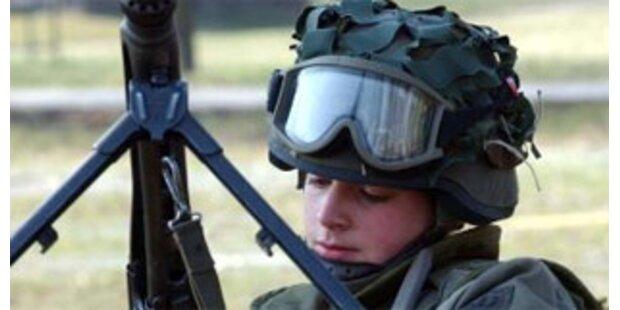 Im Bundesheer dienen bereits 311 Frauen