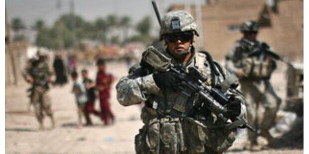 Briten ziehen 500 weitere Soldaten im Irak ab