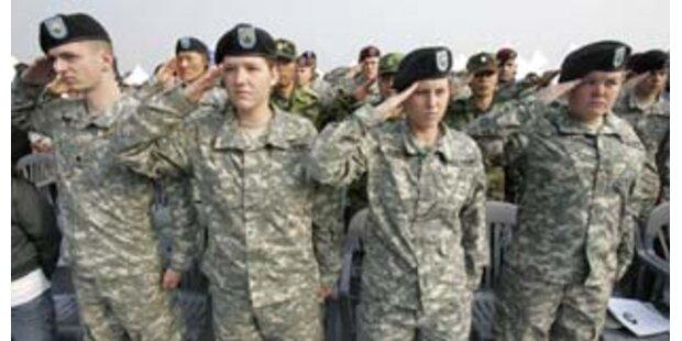 Hohe Selbstmord-Rate bei ehemaligen US-Soldaten