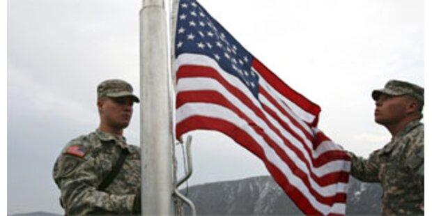 Bush will 37.000 Soldaten in Europa halten