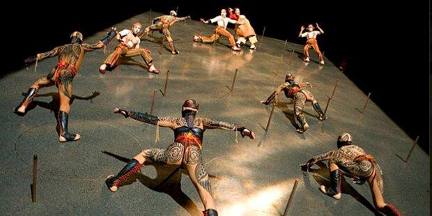 Cirque du Soleil in Salzburg