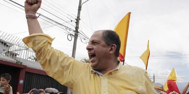 Solis triumphiert in Costa Rica