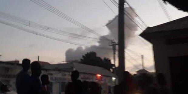Doppelanschlag in Mogadischu: 22 Tote