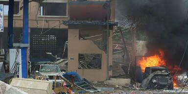 Islamisten-Attacke auf Hotel: Mehrere Tote