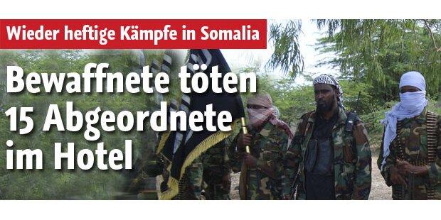 Islamisten töten mehr als 60 Menschen