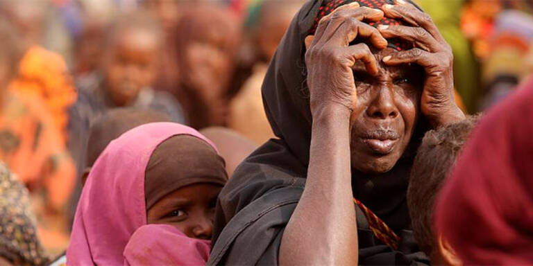 Dürre: Somalia braucht 1,6 Milliarden Dollar
