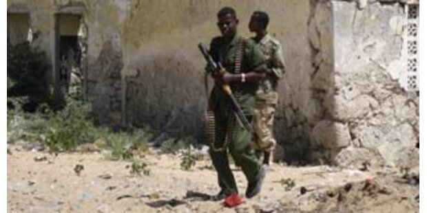 Mindestens 13 Tote bei heftigen Kämpfen in Somalia