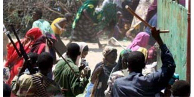 Neue Kämpfe in Mogadischu: Mindestens zwölf Tote
