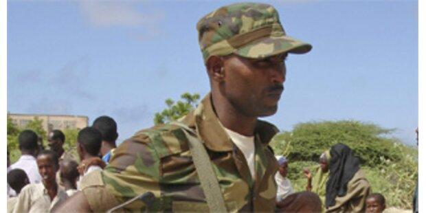 Sieben Tote bei Kämpfen in Somalia