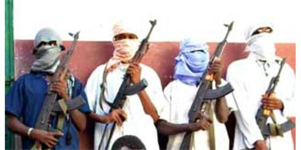 Islamische Rebellen griffen AU-Truppen an