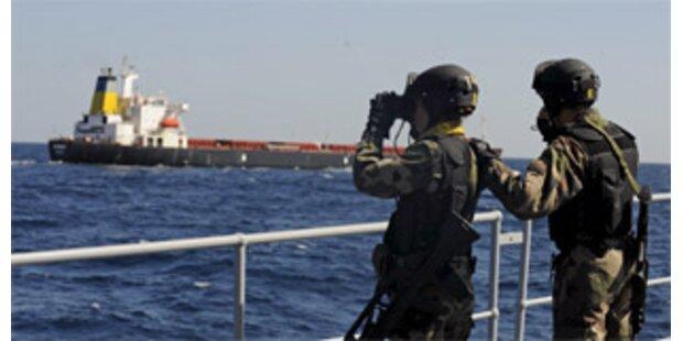 Piraten ließen griechischen Frachter frei