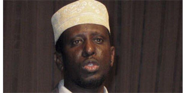 Gemäßigter Islamist neuer Präsident Somalias
