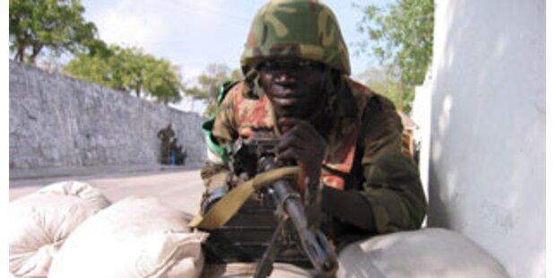 23 Tote bei Kämpfen in Somalia