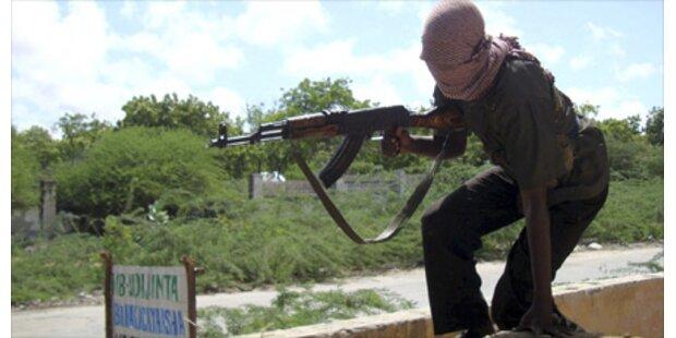 Regierung ohne Kontrolle über Mogadischu