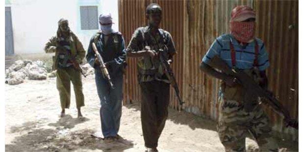 Äthiopische Truppen wieder in Somalia