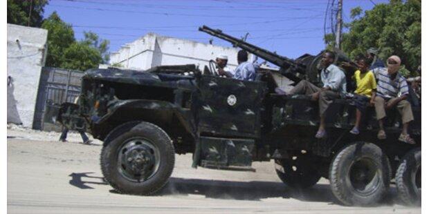 USA lieferten Waffen nach Somalia