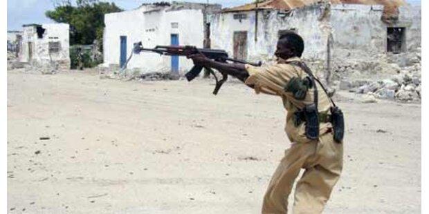 43 Tote bei Kämpfen in Mogadischu