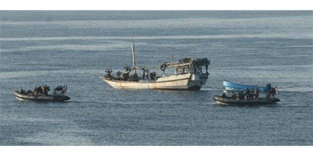 Britische Marine erschießt Piraten vor Somalia