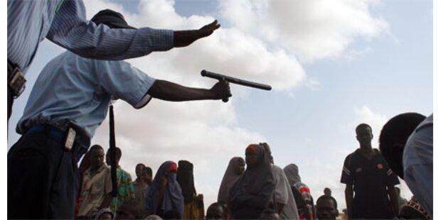 40 Tote bei Kämpfen in Somalia