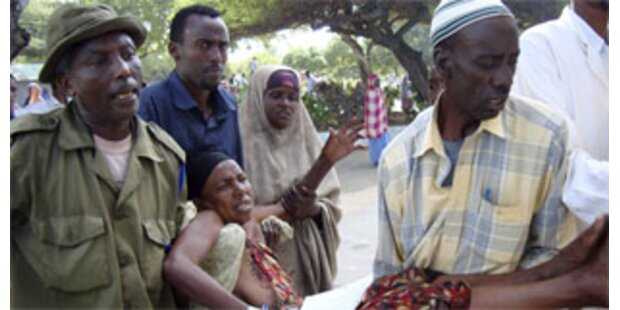 20 Tote bei Anschlag in Somalia