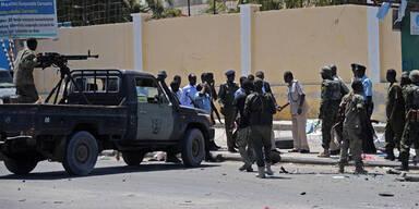 Bomben-Anschlag auf UNO-Mitarbeiter: 6 Tote