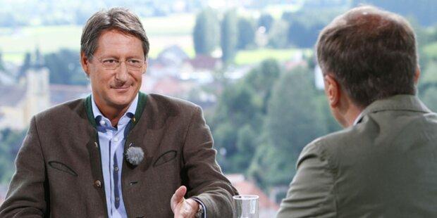 Bucher will Landes-Hauptmann werden