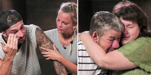 Tränen und Ausraster im Sommerhaus