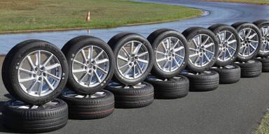 Alle Infos zum neuen Reifenlabel