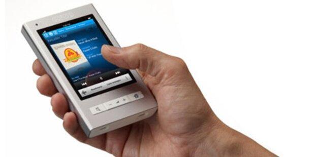 Sonos: Neuer Touchscreen Controller