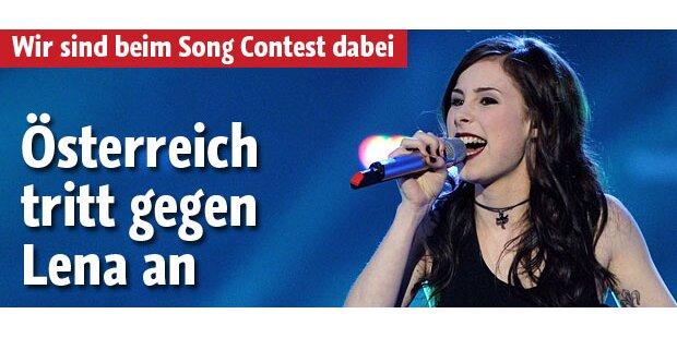 Song Contest - Wir treten gegen Lena an