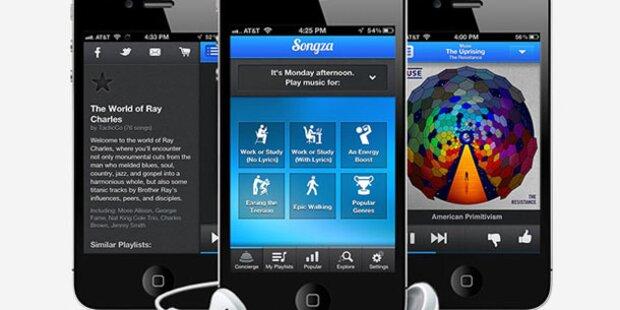 Google übernimmt Spotify-Konkurrent