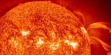 Mega-Sonnensturm: Chaos bei Navis