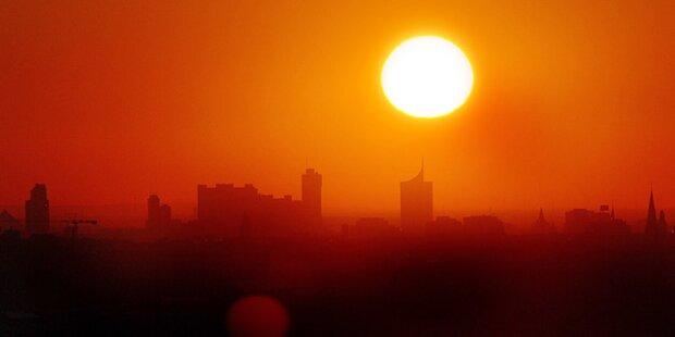 40 Prozent mehr Sonnenschein